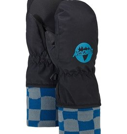 BURTON SNOWBOARDS MINISHRED MITT TRUE BLACK (2T)