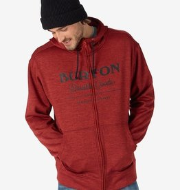 BURTON SNOWBOARDS MB OAK FZ TANDORI HEATHER (L)