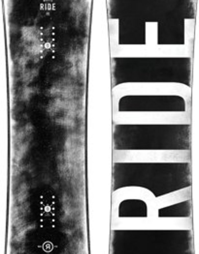 RIDE SNOWBOARDS 2018 WARPIG