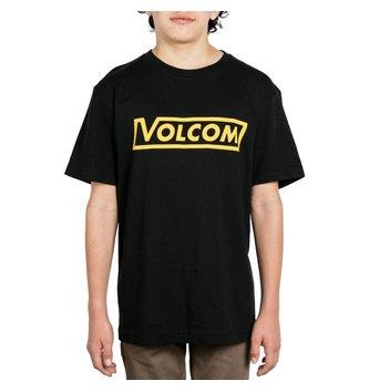 VOLCOM VOL CORP S/S TEE YTH