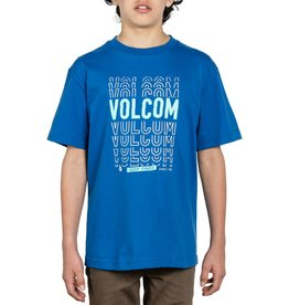 VOLCOM COPY CUT S/S TEE YTH