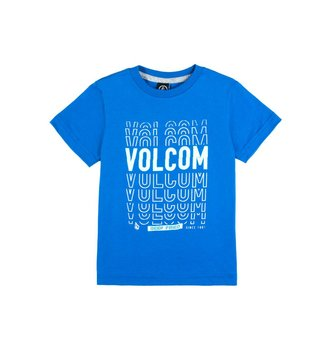 VOLCOM COPY CUT S/S TEE YTH TT