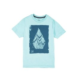 VOLCOM DISRUPTION S/S T YTH TT