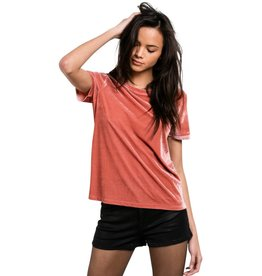 VOLCOM VELOUR YOU IN TOP