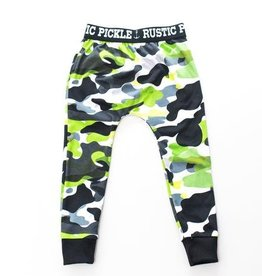 RUSTIC PICKLE Drop-Crotch Street Joggers