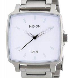 NIXON WATCHES CRUISER: WHITE