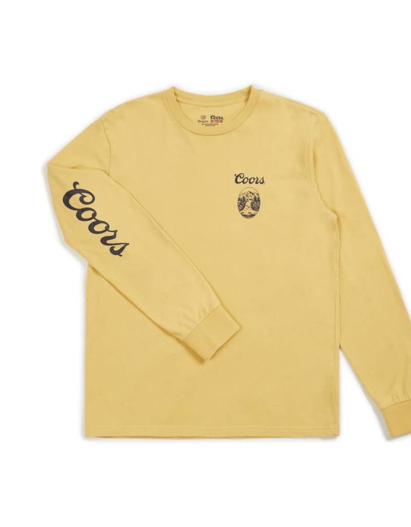 BRIXTON FILTERED LONGSLEEVE T