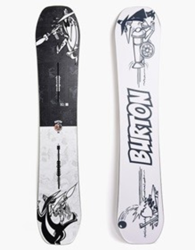 BURTON SNOWBOARDS SPY VS SPY NO COLOR-154