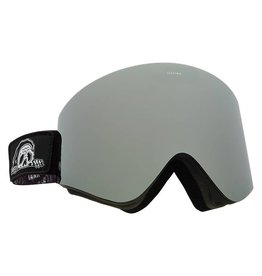 ELECTRIC EGX GOGGLE: SKETCHY TANK+BL BROSE/SILVER CHROME