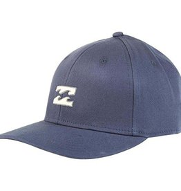 BILLABONG ALL DAY NAVY STRETCH CAP