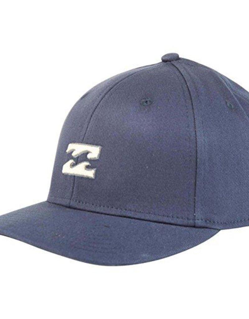 BILLABONG ALL DAY NAVY STRETCH CAP