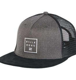 BILLABONG STACKED BLACK HEATHER CAP