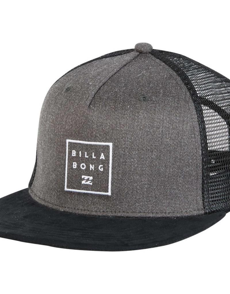 BILLABONG STACKED BLACK HEATHER CAP