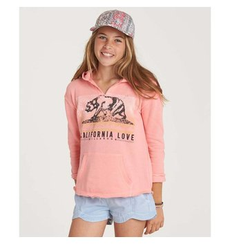 BILLABONG DAYS OFF GIRLS PO HOODY