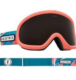 ELECTRIC CHARGER GOGGLE: PINK PALMS BROSE