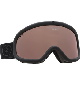ELECTRIC CHARGER GOGGLE: MATTE BLACK BROSE