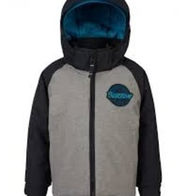 BURTON SNOWBOARDS BURTON BOYS' GAME DAY JACKET