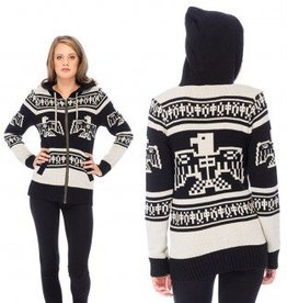 Red Dragon Apparel RDS ZIP SWEATER BROAD WING