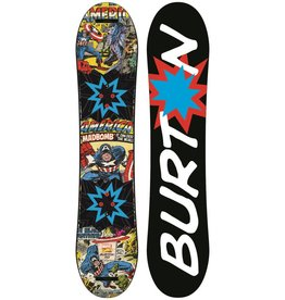 BURTON SNOWBOARDS 2017 CHOPPER MARVEL