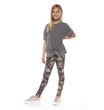 DEX JEANS PRINTED LEGGING