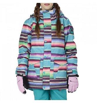 BURTON SNOWBOARDS GIRLS ELSTAR PRK JK MIJITA STRIPE (S)