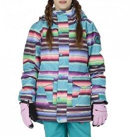 BURTON SNOWBOARDS GIRLS ELSTAR PRK JK MIJITA STRIPE (M)