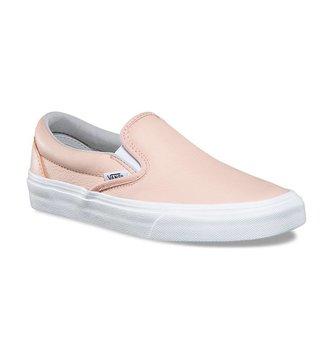 VANS FOOTWEAR UA CLASSIC SLIP LEATHER