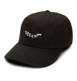 VOLCOM VOLCOM STENCIL CAP BLACK