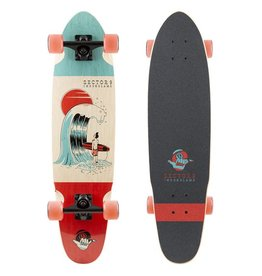 SECTOR 9 LONGBOARDS SECTOR 9 - KOOKSLAMS #OUTTHERE (31.5 X 8.25)