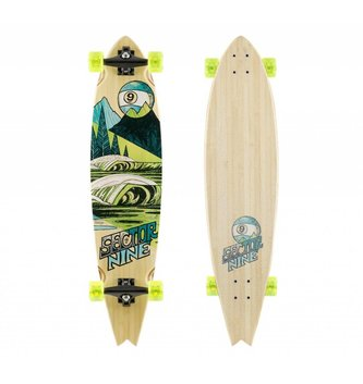 SECTOR 9 LONGBOARDS OFF SHORE 39.5 X 9.375