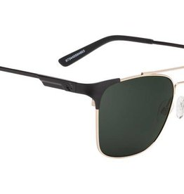 SPY OPTICS WINGATE MATTE BLACK/GLOSS GOLD- HAPPY