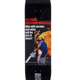 HEROIN SKATEBORDS TCM Who Will Survive Deck (8.25)