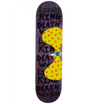 DEATHWISH SKATEBOARDS LK Lizard Tab Deck (8.125)