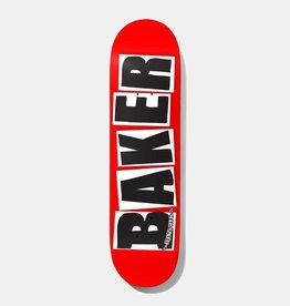 BAKER SKATEBOARDS Brand Logo Black Deck (8.475)