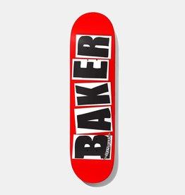BAKER SKATEBOARDS Brand Logo Black Deck (8.475)
