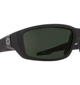 SPY OPTICS DIRTY MO BLACK-HAPPY GREY GREEN