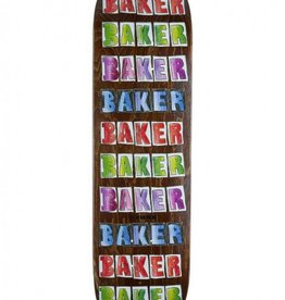 BAKER SKATEBOARDS TF Colored Pencil Deck (8.25)