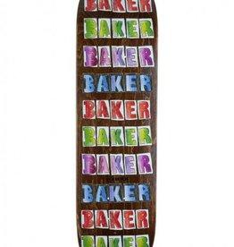 BAKER SKATEBOARDS TF Colored Pencil Deck (8.25)