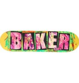 BAKER SKATEBOARDS RH BRAND NAME FINGERPRINT DECK 8.47