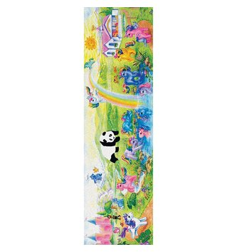 ENJOI SKATEBOARDS ENJ-My Little Pony 2 MOB  Multi