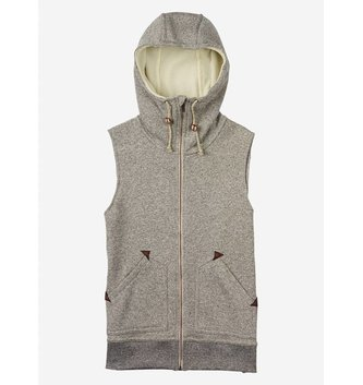 BURTON SNOWBOARDS WB STARR VEST DOVE HEATHER (M)