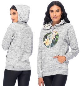 Red Dragon Apparel RDS WOMENS HOOD TROPICS POINT