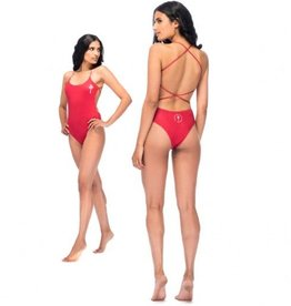 Red Dragon Apparel RDS WOMENS SWIMSUIT LADYSMITH