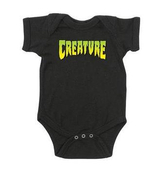 CREATURE INFANT ONE PIECE LOGO