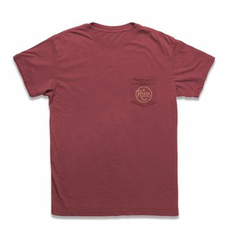 ROARK CIRCLE STANDARD POCKET TEE