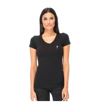 Red Dragon Apparel RDS WOMENS V-NECK TEE ROLO