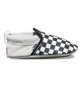 VANS FOOTWEAR SLIP-ON CRIB