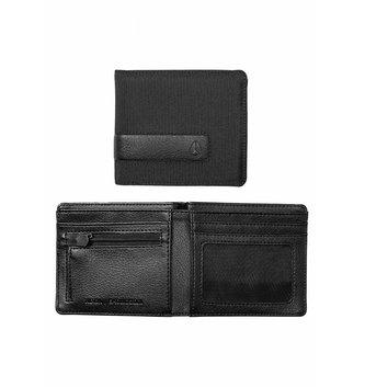 NIXON WATCHES Showdown Bi‐Fold Zip Wallet