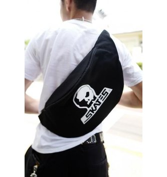 SKULL SKATES CANCAS SHOULDER BAG