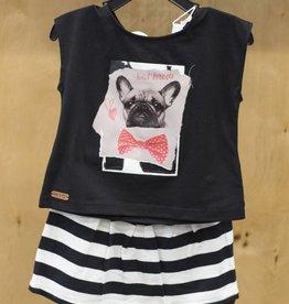 X-COMPANY 1182262 2 pcs set: top & skirt